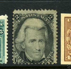 Scott #73 Jackson Unused Stamp (Stock #73-19)