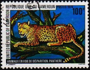 Cameroun. 1979 100f. S.G.860 Fine Used