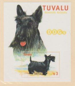 Tuvalu Scott #841 Stamps - Mint NH Souvenir Sheet