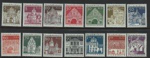 Germany Berlin Scott 9N235-9N250 MNH! Short 2 Stamps