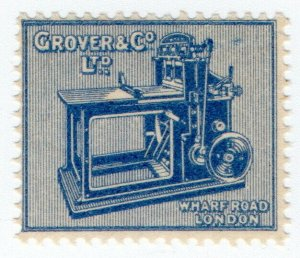 (I.B) Cinderella Collection : Grover Perforating Machine