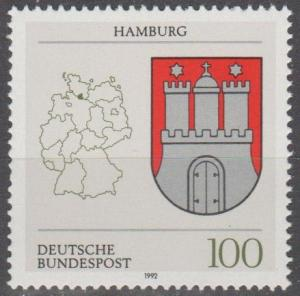 Germany #1704 MNH F-VF  (SU1749)