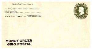Philippines, Worldwide Postal Stationary