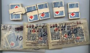 Canada - 1952 4c Red Cross X 800 used #317