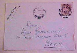 LIBYA 1940 BRACARI