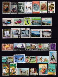 New Zealand a used lot decimal era