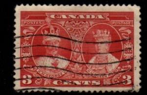 Canada - #213 King George V & Queen Mary  - Used