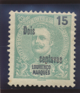 Lourenco Marques Stamp Scott #144, Mint Hinged - Free U.S. Shipping, Free Wor...