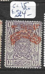 SAUDI ARABIA (P1802B)  SC L 15   MNH