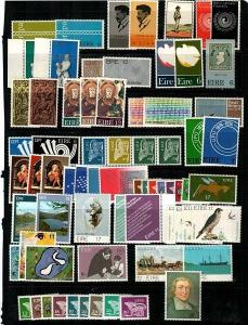 Ireland Scott 305 // 477 Mint NH sets (Catalog Value $102.80)