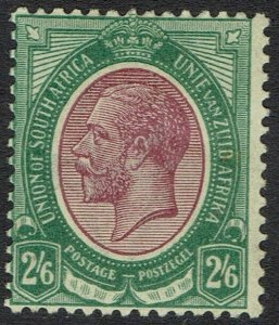 SOUTH AFRICA 1913 KGV 2/6