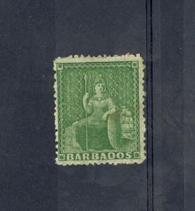 Barbados Scott 24 VF    [ID#433206]