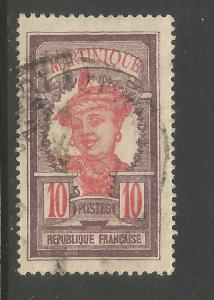MARTINIQUE 69 VFU Z5953-3