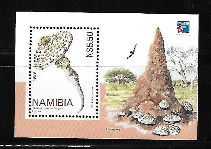 Namibia 1999 Philex France World Philatelic Exhibition S/S MNH A630