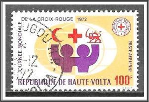 Upper Volta #C105 Airmail CTO NH