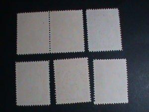 1942-CROATIA STAMP-SC#B20-4  CROATIA RED CROSS MNH STAMP RARE-VF VERY FINE