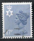 Great Britain, Regional, North. Ireland; 1984: Sc. # NIMH30: O/Used Single Stamp