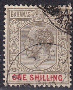 Bahamas #80  F-VF  Used CV $7.25  (Z2466)