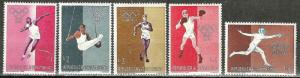 sAN MARINO 1960 OLYMPICS Rome Italy on MNH Stamps WYSIWYG Lot