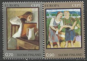 FINLAND 572-73 MOG EUROPA V570