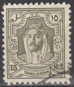 Jordan #234 F-VF Used  (S3719)