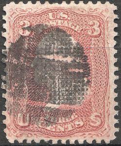 U.S. 83 Used VF (10718)