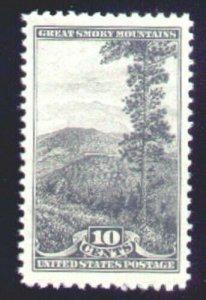 MALACK 749 SUPERB JUMBO OG NH, Huge Stamp g2121