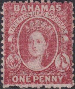 Bahamas 1863-1865 11 Mint
