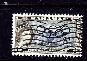 Bahamas 202 Used 1964 Olympics