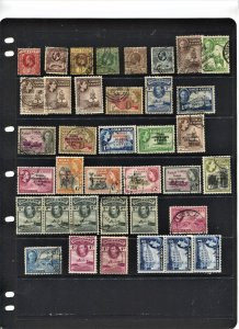 STAMP STATION PERTH -Gold Coast #Selection 37 Used/Mint - Unchecked