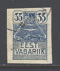 Estonia Sc # 32 used (DT)