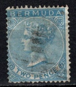 Bermuda #2  F-VF Used  CV $40.00  (X867)