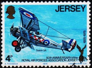 Jersey. 1975 4p S.G.133 Fine Used