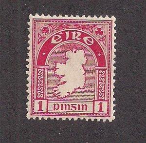 IRELAND S# 66    FVF/MLH  1922