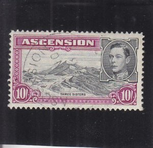 Ascension Islands: Sc #49, Used (34797)