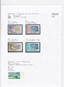 Western Samoa Stamps Ref 14676