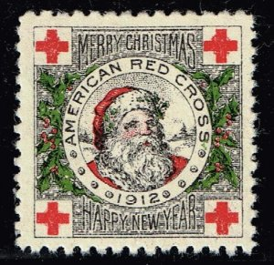 US STAMP 1912 CHRISTMAS SEAL STAMP
