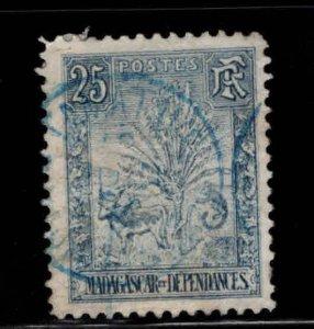 Madagascar Scott 70 Used stamp