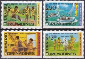 Grenada Grenadines #475-8  MNH CV $3.75  (Z7864)
