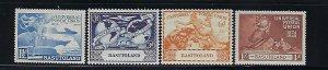 BASUTOLAND SCOTT #41-44  1949 UPU ISSUE- MINT LIGHT HINGED