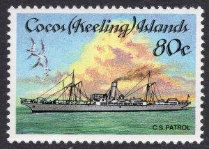 Cocos Islands Scott 131