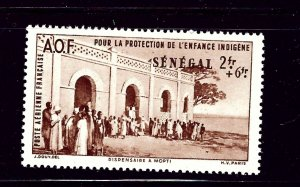 Senegal CB3 MH 1942 issue