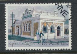 Australia SG 852 Used PO bureau Cancel
