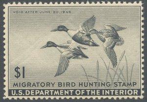 US Scott #RW12 Mint, F, NH