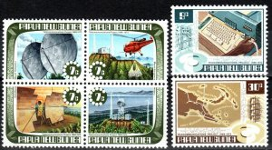 Papua New Guinea #359-64  MNH  CV $3.20 (V5981)
