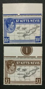 MOMEN: ST KITTS NEVIS SG # 1948 MINT OG NH LOT #198914-6232