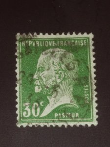 France 30c Green 1925