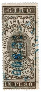 (I.B) Philippines (Spanish Colonial) Revenue : Internal Duty 1P