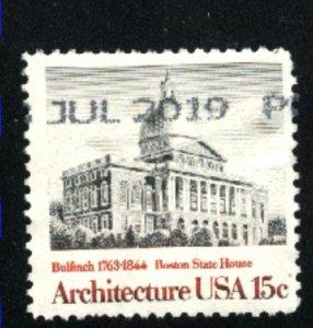 USA 1781  u VF  1979 PD