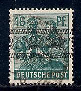 Germany Deutsche Post Scott # 606, used, variation